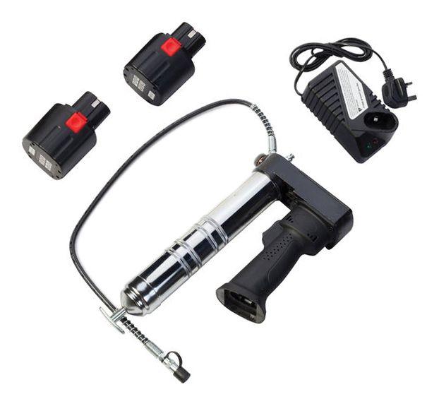 Lumeter Rechargable Grease Gun