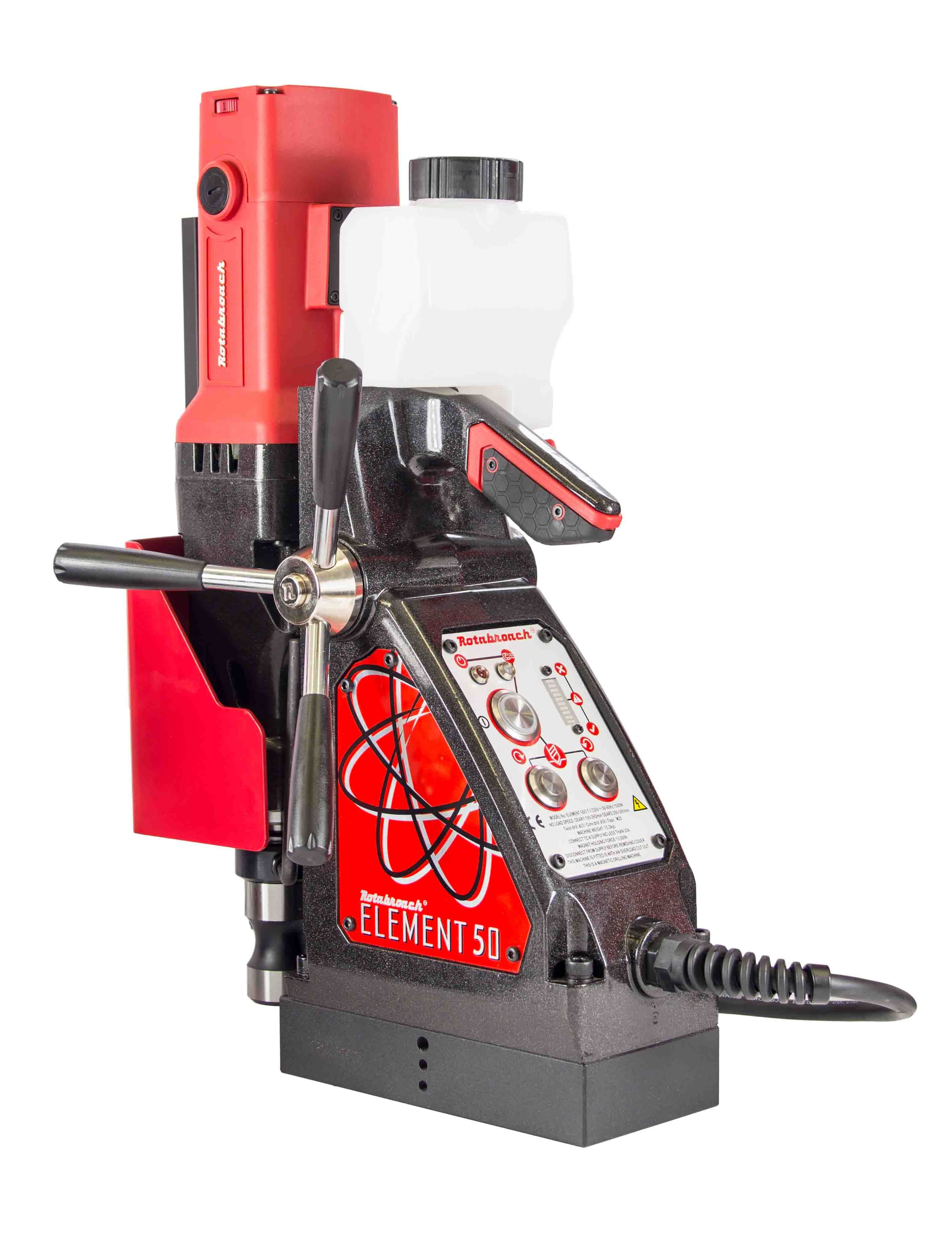 Rotabroach Element 50 1500w 50mm Magnetic Drill