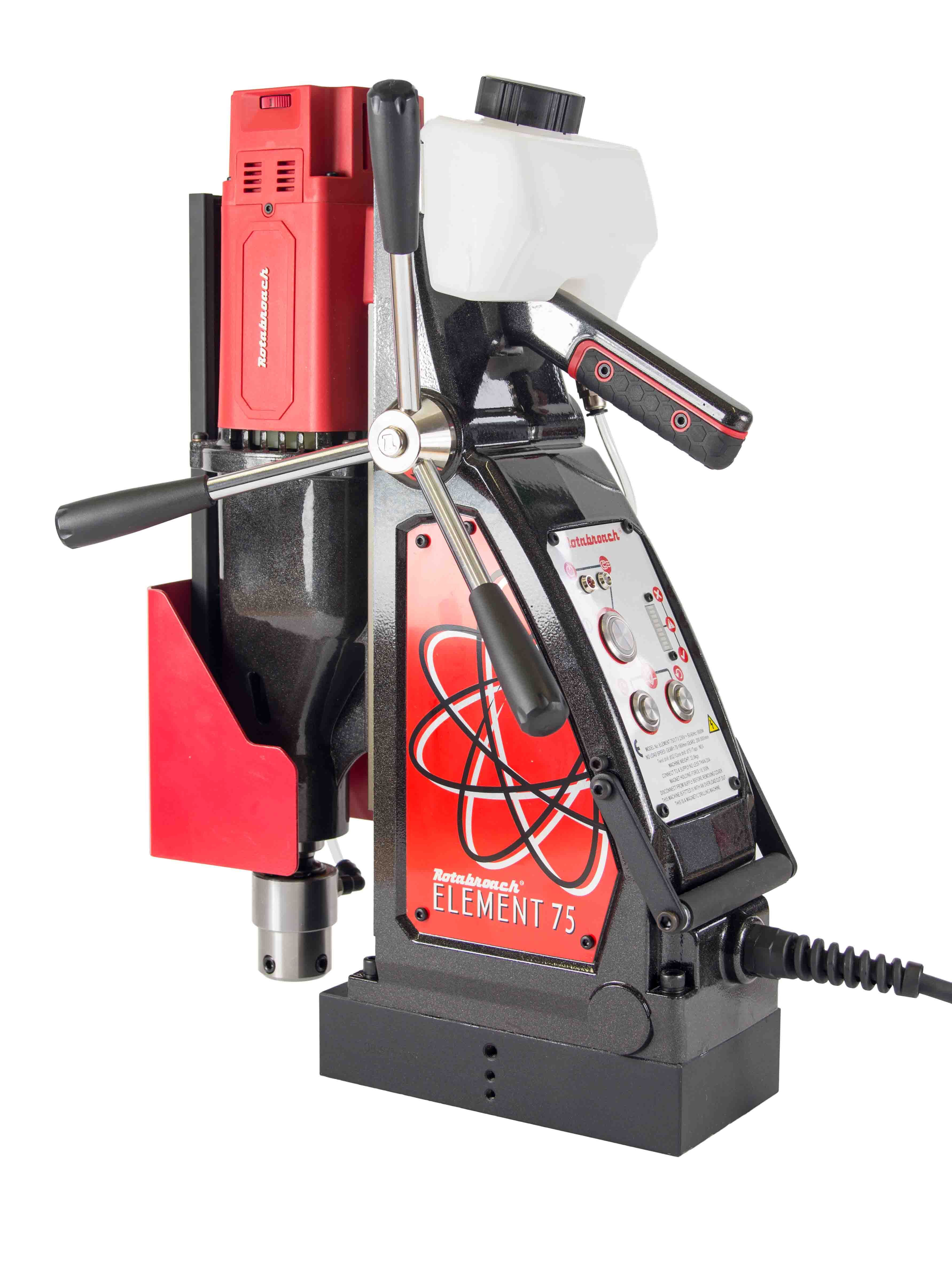 Rotabroach Element 75 1800w 75mm Magnetic Drill