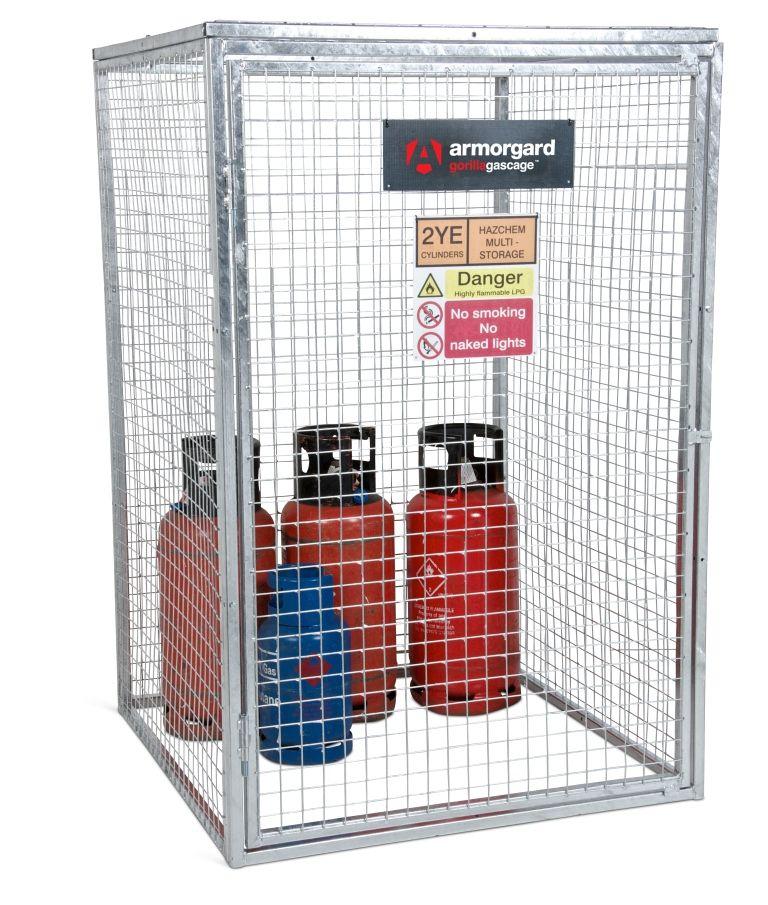 Armorgard Gorilla Gas Cages
