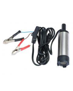Lumeter 38mm High Output 12v Stainless Diesel Pump Kit