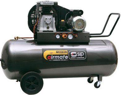 SIP Pro Tech Belt Drive Air Compressors 230V