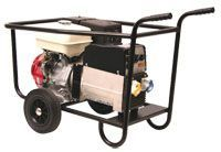 Sip Professional Alleycat P200W DC Welder Generator - Honda