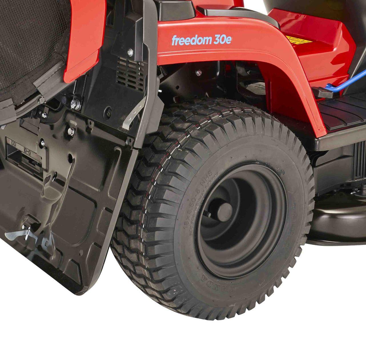 Mountfield Freedom 30E Battery Ride On Lawn Mower 84cm
