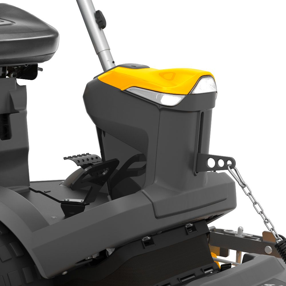 Stiga Park 520P Petrol Ride On Lawn Mower 100cm