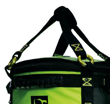 Arbortec DryKit65 Large Cobra Rope Bag Lime/Black 65 Litre