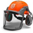 Husqvarna Forest Helmet - Technical