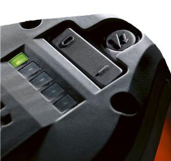 Husqvarna DM650 Drill Motor Unit 415v