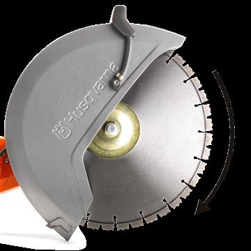 Husqvarna K4000 Disc Cutter 14