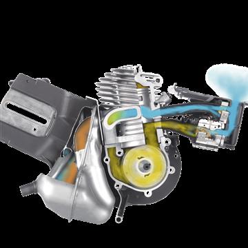 Husqvarna K770 VAC Petrol Disc Cutter 12