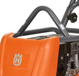 Husqvarna LF100L Plate Compactor 500mm