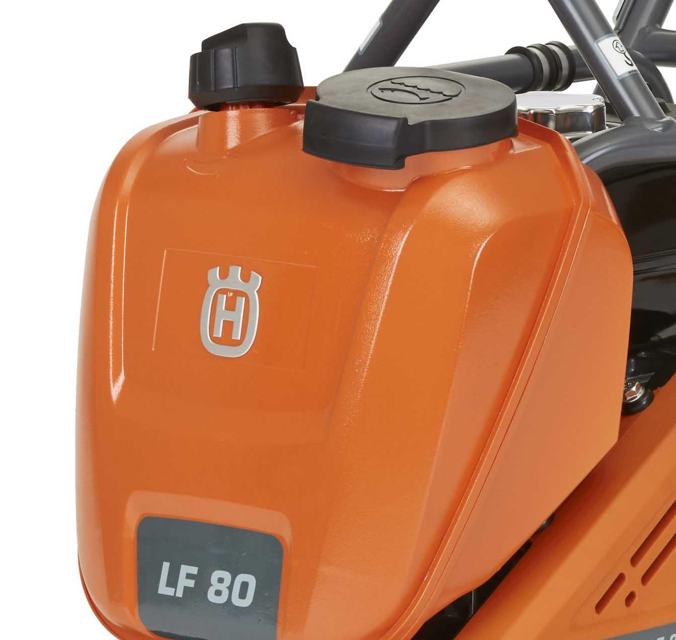 Husqvarna LF80LAT Plate Compactor Honda Petrol 420mm