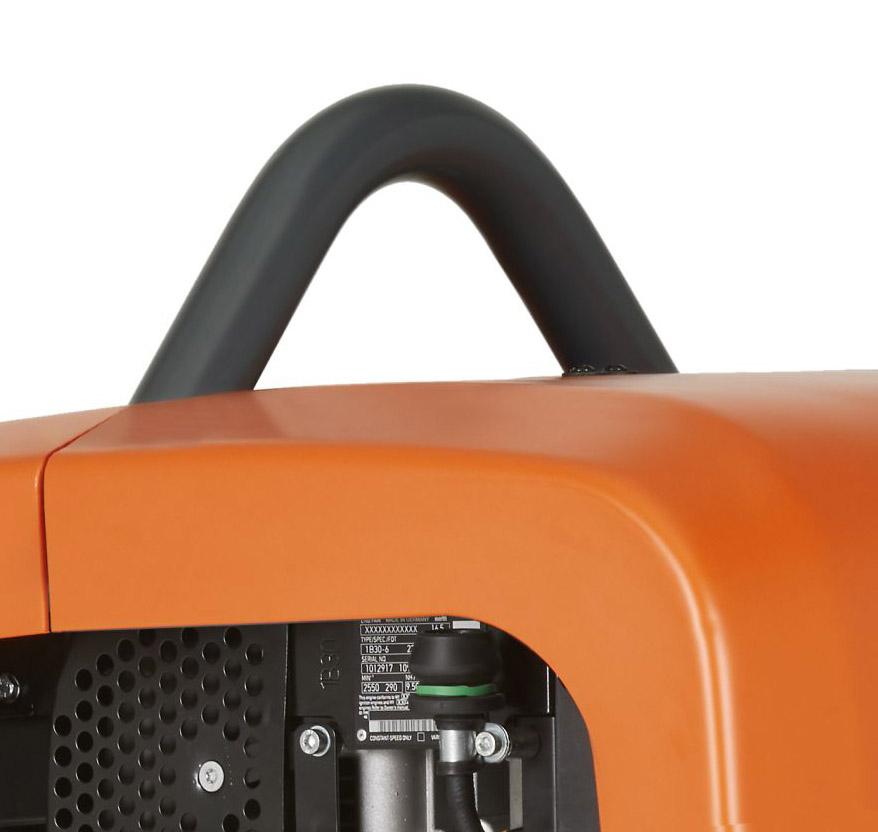 Husqvarna LG300 Reversible Plate Compactor