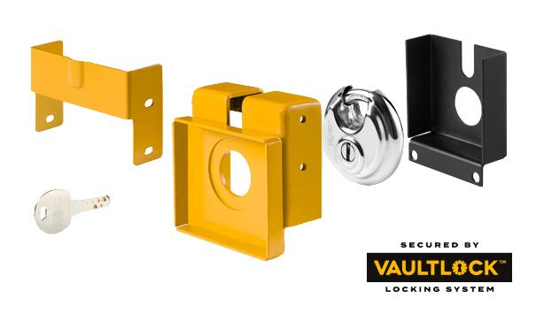 Van Vault 2 Van Box 935x590x494mm