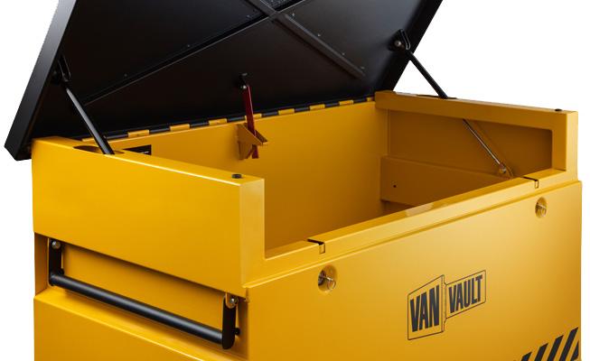 Van Vault XL Van Box 1190x645x635mm