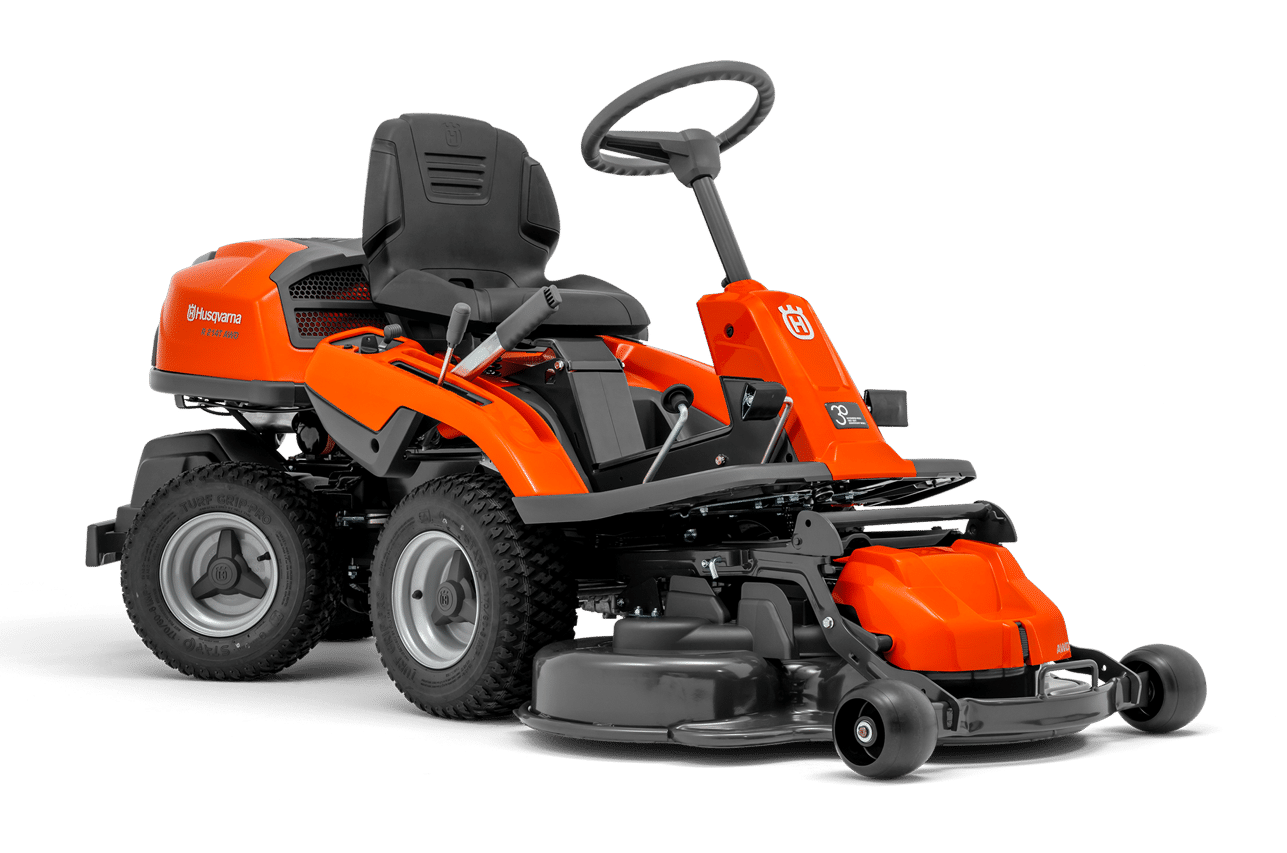 Ride-On Front Mowers